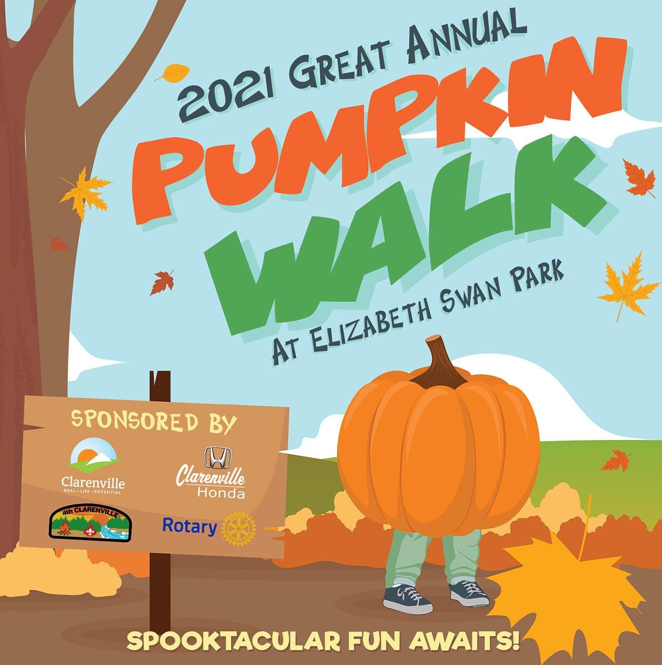 2021 Annual Pumpkin Walk